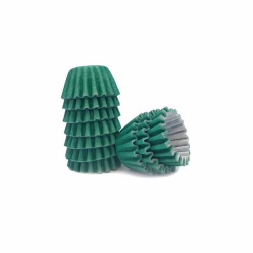 Forminha Pap. Imp. Nº5 Verde C/100Un - Flopel