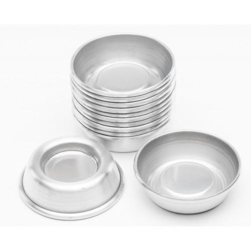 Forma Ballerine Mini 6,3 x 7,7 x 2,5Cm Alumínio - Caparroz