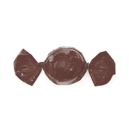 Embalagem para Trufas e Bombons 20X18cm Marrom Café  – CROMUS
