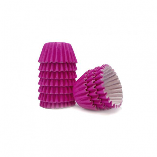 Forminha Pap. Lisa Nº4 Pink C/100Un - Flopel