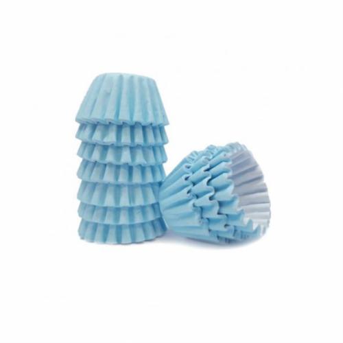 Forminha Pap. Lisa Nº4 Azul C/100Un - Flopel
