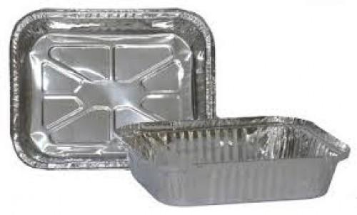 Embalagem Alumínio T 131 C/ 10Un - Térmica