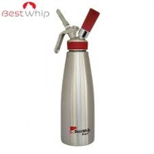 Garrafa para Chantilly 500 ml Gourmet Pro - BestWhip