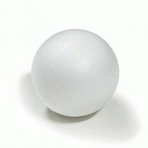 Bola de Isopor 25mm C/100Un - Styroform