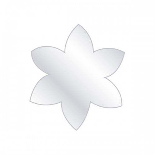 Fundo P/ Docinhos Flor Transparente Nº11 C/100 Un - Curifest